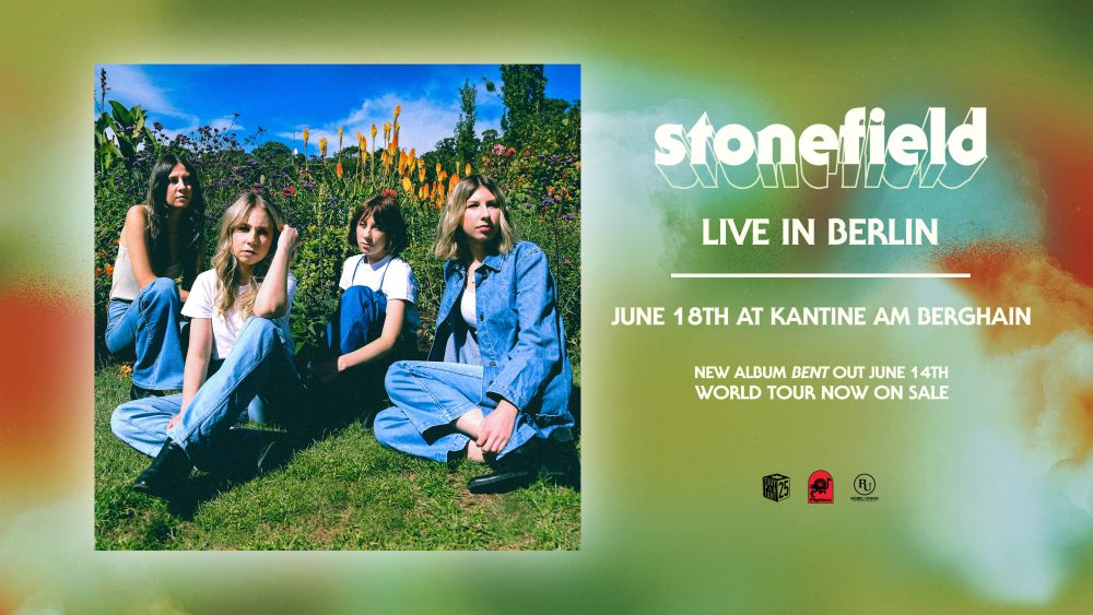 STONEFIELD - 18.06.2019 - DE Berlin, Kantine am Berghain