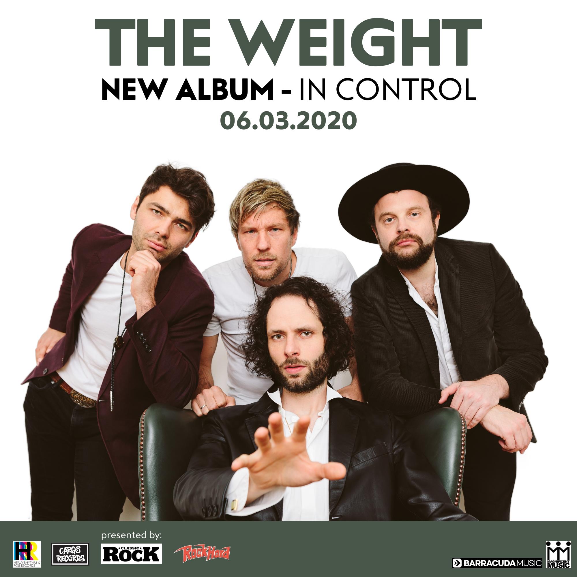 THE WEIGHT - 18.04.2020 - DE Berlin, Kiste